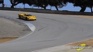 Ferrari Challenge, Laguna Seca, FXX & 599FXX Duel