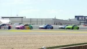 Eurocup Megane Trophy Silverstone News 2011 - Race 2
