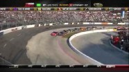 Biffle Going Too Fast - Martinsville Speedway 2011