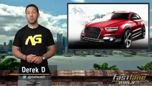 New Ferrari California, iBoost App, 2015 Audi Q2, & Canada v. America car buying!