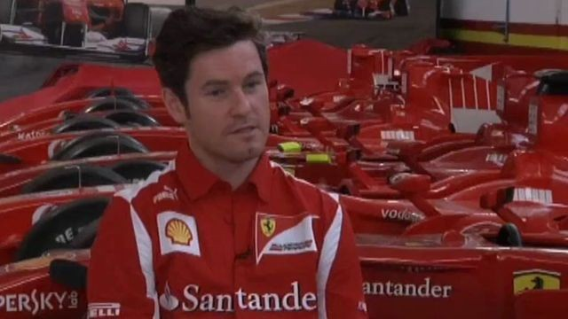 Scuderia Ferrari 2012 - British GP Preview - Smedley