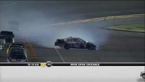 4th Caution of the Night - Daytona - 07/07/2012