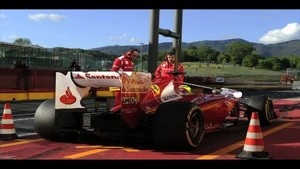 F1 Pirelli 2012 - Italy - Paul Hembery Interview