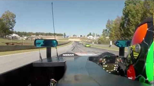 Road Atlanta: Crash des DeltaWing