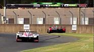 Nissan DeltaWing Crash 24 Hours Le Mans 2012