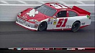 Caution For AJ Allmendinger - Kansas - 10/21/2012