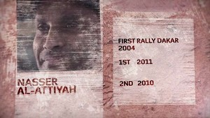 Rally Dakar 2013: Nasser Al Attiyah Profile