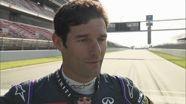 Infiniti Red Bull Racing 2013 - Mark Webber Interview