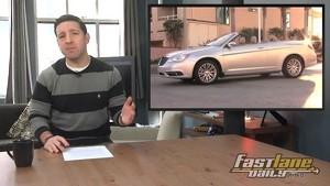 New Cadillac Engine, 2014 Mercedes S-Class, New Chrysler 200, Car-Jump On Snow, Sonic Skateboard!