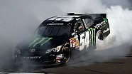 Final Laps of 2013 NASCAR Nationwide race at Auto Club