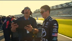 Racing, Rookie of the Year and Dubstep - Meet Alex Bowman