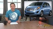 Jaguar F-Type Movie, Cadillac ATS Coupe, Lamborghini SV, Chevy Spark EV, & Rapid Fire News!