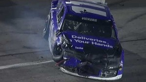 Vickers hits the wall: Richmond