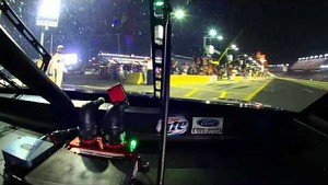 In-car Camera: Keselowski's transmission trouble