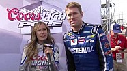 Carl Edwards Earns Pole Position at Michigan