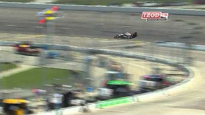 IZOD IndyCar Series Iowa Single Car Qualifying Highlights