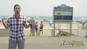 FLD at the Beach in Belmar, NJ, 2014 Mazda3, Mercedes S-Class, New Mustang V8, & Rapid Fire News!