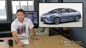 Koenigsegg Wreck, Hertz Exotics, Toyota Hydrogen, Fiesta ST Fun, In-Road Charging, & Doing it Wrong!