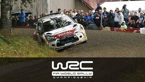 WRC Neste Oil Rally Finland 2013: Stages 14-18