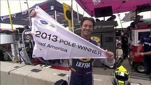 2013 Road America Qualifying - ALMS - Tequila Patron - ESPN - Sports Cars - Racing - USCR