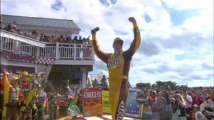 Kyle Busch Gets the Win at Watkins Glen (2013)