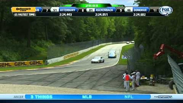 CTSCC - Road America 200 - Race Highlights