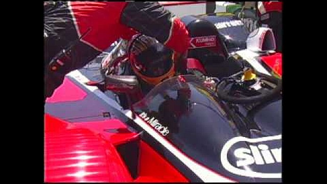 2005 Sonoma Race Broadcast - ALMS - Tequila Patron - Sports Cars - Racing