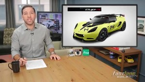 Cadillac ATS-V, Nissan BladeGlider, Lotus Elise S Cup R, Jaguar Superbowl, & Doing It Wrong!
