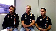 Interview with the All Danish Crew of the No95 Aston Martin Racing Vantage