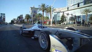 Una Formula E sulla Las Vegas Strip
