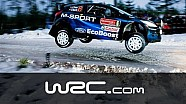 Shakedown Stage: Rally Sweden 2014
