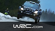 Stages 3-7: Rally Sweden 2014