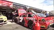 GarageCam Replay | NASCAR Sprint Cup Series, Phoenix International Raceway
