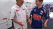 David Letterman - Intern Todd Goes to the Firestone Grand Prix of St. Petersburg
