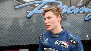 Josef Newgarden Toyota Grand Prix of Long Beach Practice Day Quotes