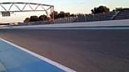 Rebellion Racing tests at Paul Ricard Circuit