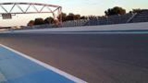 Rebellion Racing tests at Paul Ricard Circuit