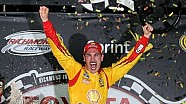 Victory Lane: Joey Logano | Richmond (2014)
