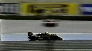 Senna vs. Mansell - Photo finish at Jerez in 1986