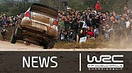 Stages 10-14: Xion Rally Argentina 2014