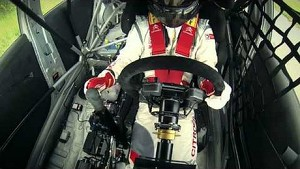Ma Qing Hua prepares for his WTCC debut - Citroën Racing 2014