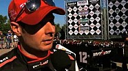 2014 Chevrolet Dual in Detroit: Race 1 Interviews
