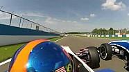 Pietro Fittipaldi  - Três corridas, três vitorias | Three races, three wins Donington