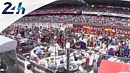 Le Mans 2014 - Atmosphere on the starting line
