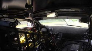 Aston Martin Vantage GT3 - Nürburgring In-Car Lap