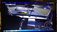 2014 24 Hours of the Nürburgring unbelievable crash