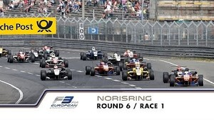 16th race FIA F3 European Championship 2014