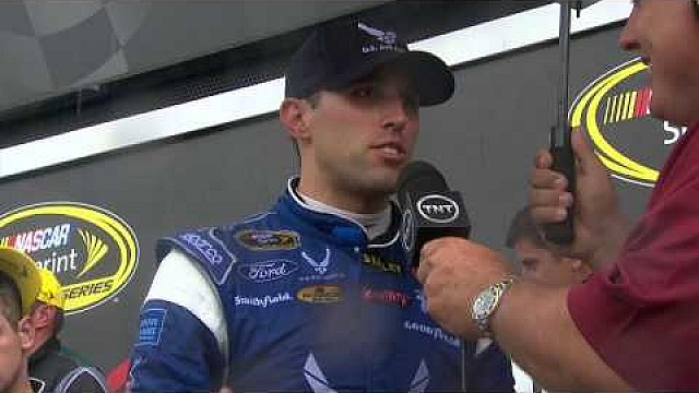 Almirola: 'This is awesome!'