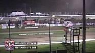 Highlights: World of Outlaws STP Sprint Cars Deer Creek Speedway September 13th, 2014