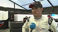 Formula E Beijing ePrix - Stephane Sarrazin interview